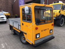 magazijntrekker Linde Pabst EFW 2002 Elektroschlepper LKW Kipper Plattformwagen