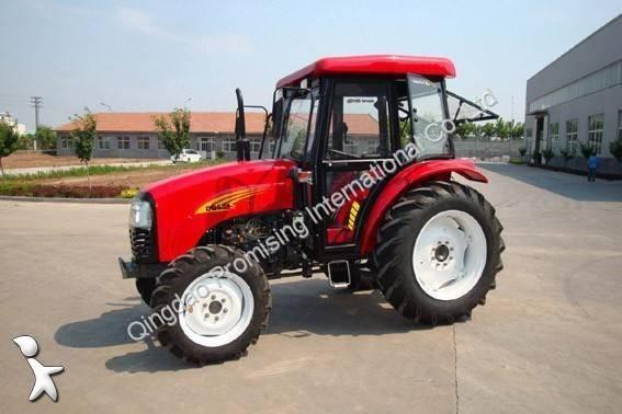 Bekijk foto's Magazijntrekker Dragon Machinery 55HP Agricultural Wheeled Tractor DQ554