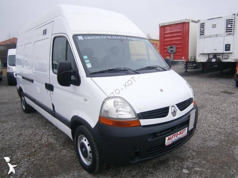 fourgon utilitaire renault master l3h3 dci 150 occasion. Black Bedroom Furniture Sets. Home Design Ideas