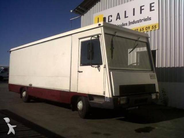 Fourgon utilitaire nc sovam camion magasin etal 3t500 for Etalmobile occasion