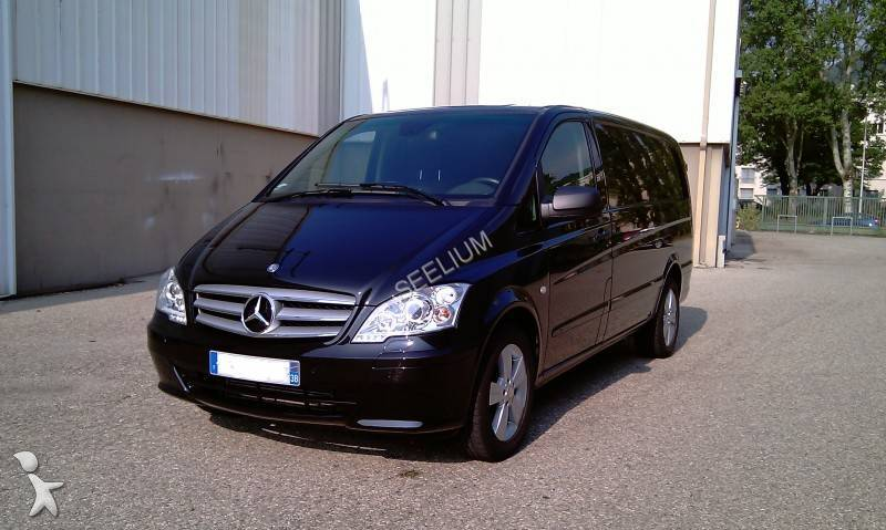 fourgon utilitaire mercedes vito 122 cdi occasion n 589066. Black Bedroom Furniture Sets. Home Design Ideas