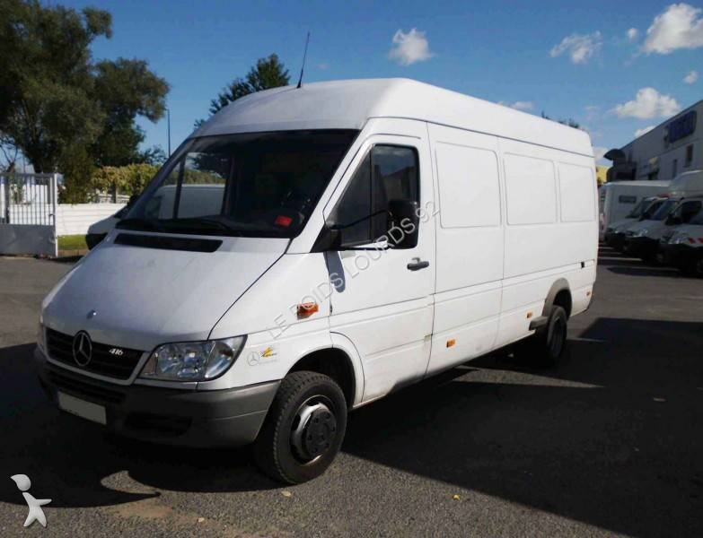 fourgon utilitaire mercedes sprinter 416 cdi 4x2 occasion. Black Bedroom Furniture Sets. Home Design Ideas