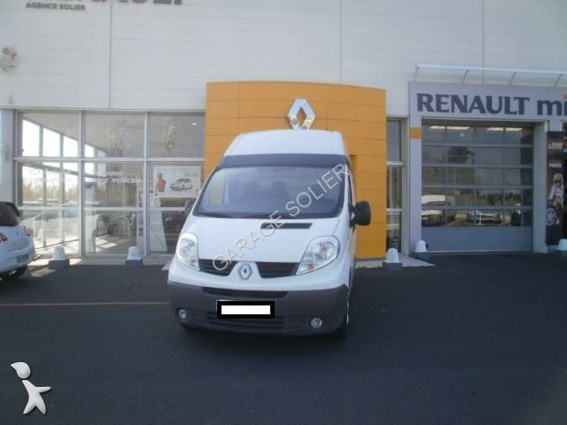 fourgon utilitaire renault trafic l1h2 2 0l dci 115 cv