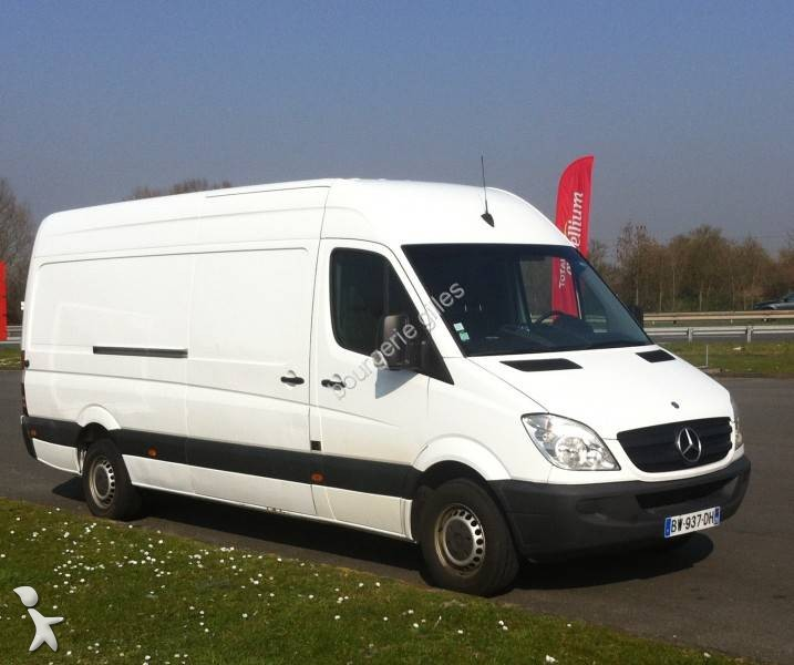 fourgon utilitaire mercedes sprinter 313 cdi 43s occasion. Black Bedroom Furniture Sets. Home Design Ideas