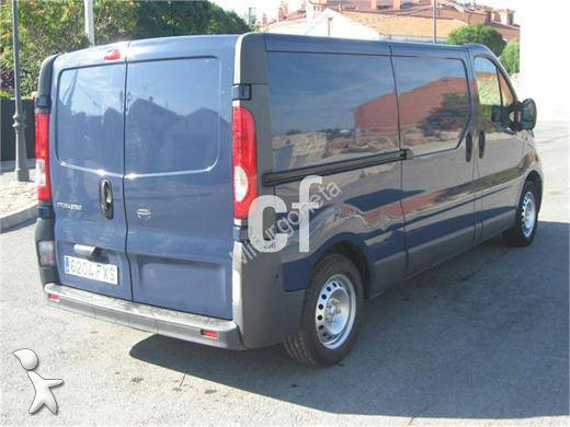 fourgon utilitaire occasion nissan primastar 2 0 dci annonce n 1095429. Black Bedroom Furniture Sets. Home Design Ideas