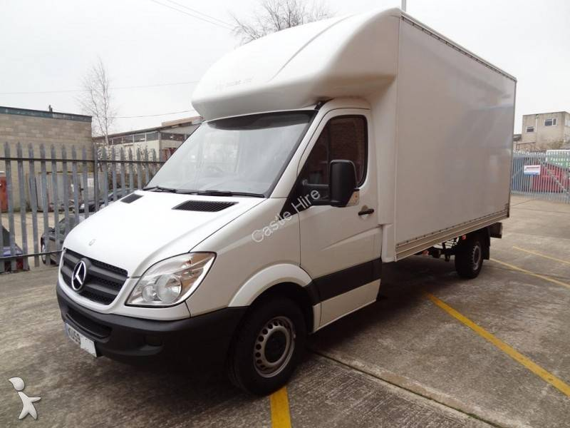 fourgon utilitaire mercedes sprinter 311 cdi 4x2 occasion. Black Bedroom Furniture Sets. Home Design Ideas
