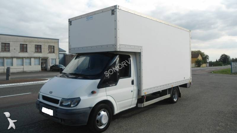 fourgon utilitaire occasion ford transit 125t350 annonce. Black Bedroom Furniture Sets. Home Design Ideas