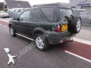 fourgon utilitaire land rover freelander 2 0 td4 e hard. Black Bedroom Furniture Sets. Home Design Ideas