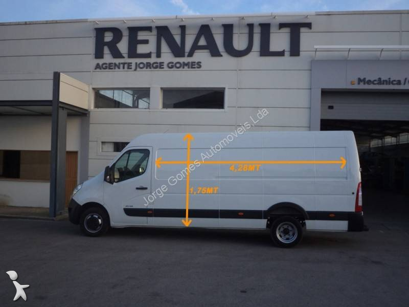 fourgon utilitaire renault master l3h3 2 2 dci 120 occasion n 882792. Black Bedroom Furniture Sets. Home Design Ideas