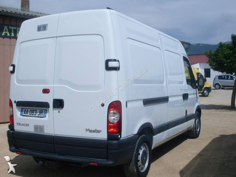 fourgon utilitaire renault master l2h2 dci 100 occasion. Black Bedroom Furniture Sets. Home Design Ideas