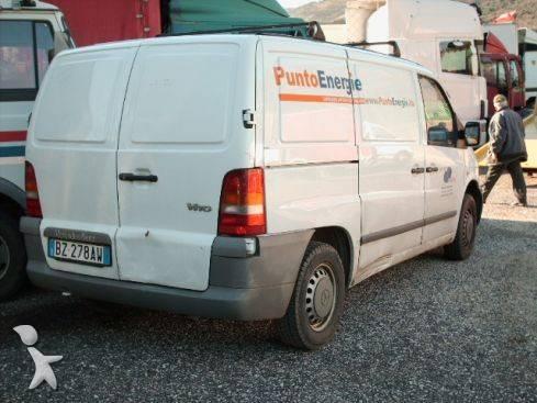 d4713aec41 ... used Mercedes Vito cargo van 110 CDI - n°107342 - Picture 3 ...