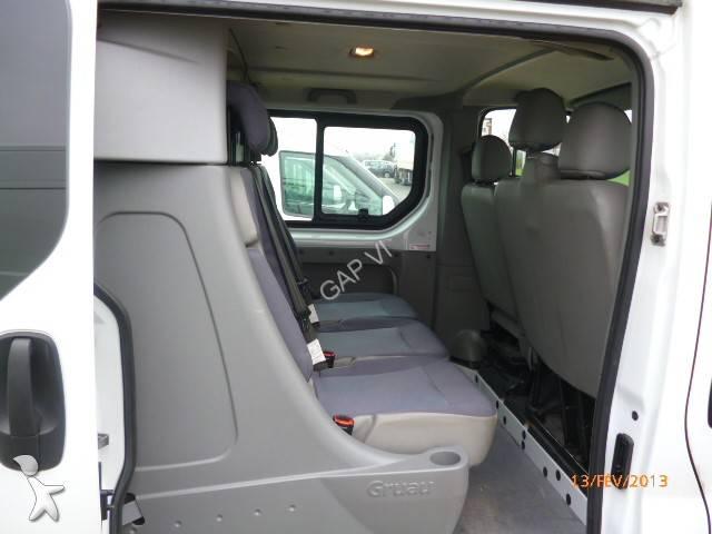 fourgon utilitaire renault trafic l2h1 2 5l dci 150 cv 4x2 occasion n 687734. Black Bedroom Furniture Sets. Home Design Ideas