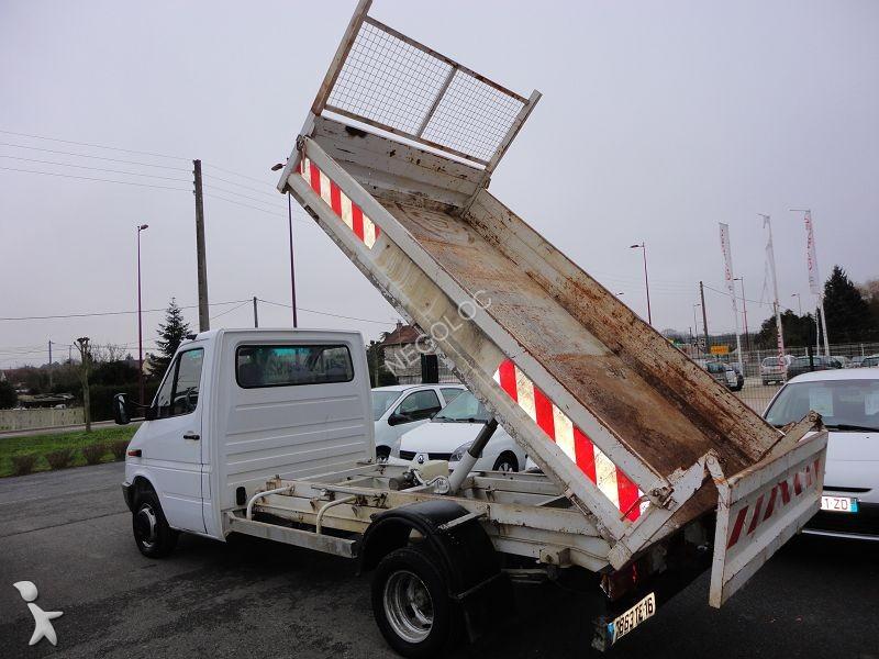 furgone mercedes sprinter 410 cdi benne basculante usato n 956910. Black Bedroom Furniture Sets. Home Design Ideas