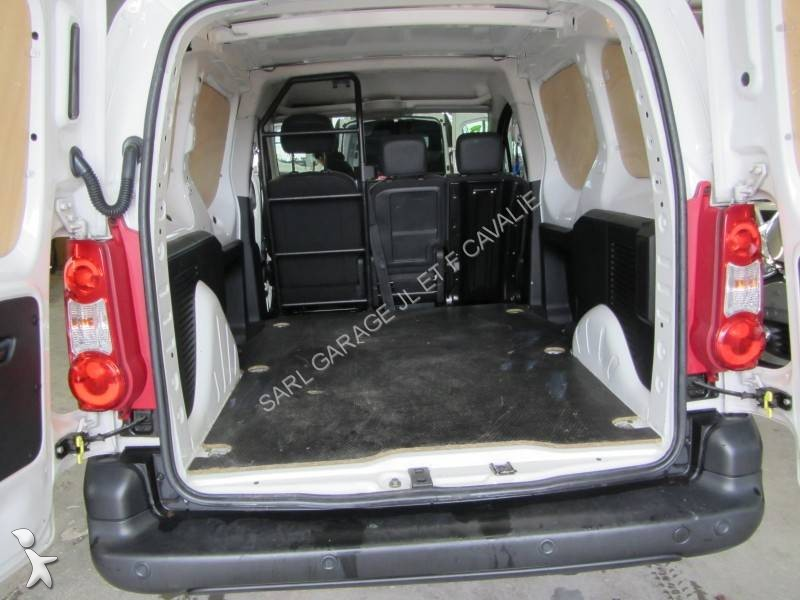 used citro n berlingo cargo van 1 6 hdi 75 n 992002. Black Bedroom Furniture Sets. Home Design Ideas