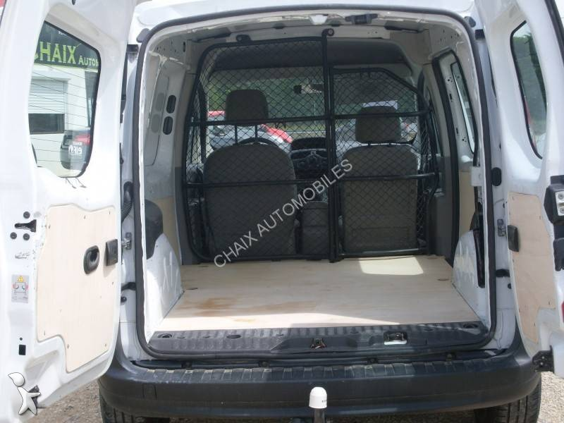 fourgon utilitaire renault kangoo dci 85 occasion n 1029367. Black Bedroom Furniture Sets. Home Design Ideas