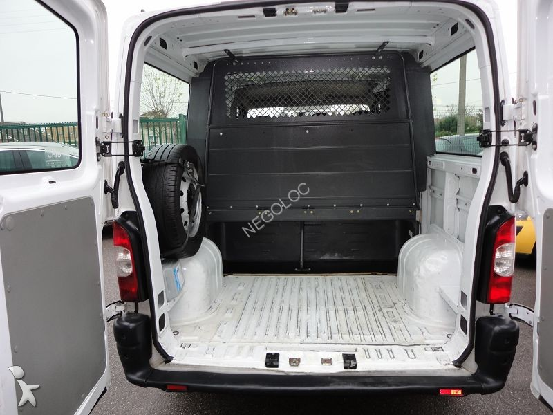 fourgon utilitaire renault master l1 h1 2 2 dci 90 cabine profonde 8 places occasion n 759234. Black Bedroom Furniture Sets. Home Design Ideas