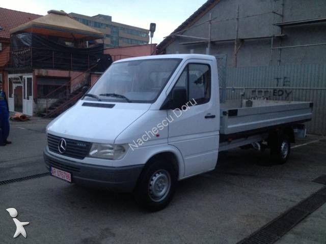 utilitaire benne mercedes standard sprinter 308 cdi. Black Bedroom Furniture Sets. Home Design Ideas