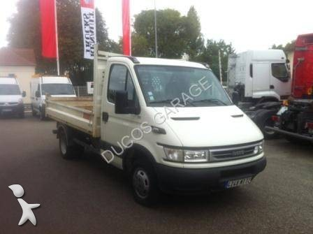 Utilitaire benne iveco standard daily 35c10 4x2 occasion for Garage utilitaire toulouse