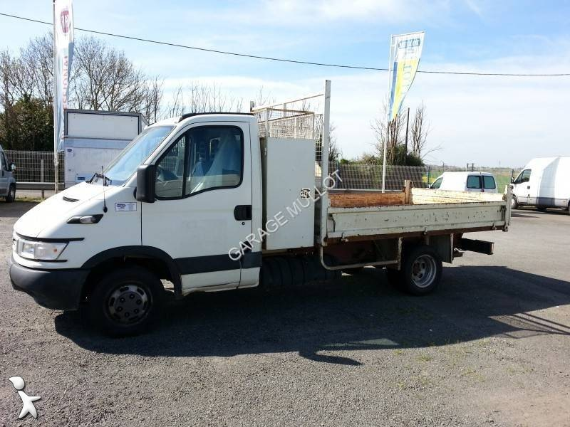 utilitaire benne standard occasion iveco daily 35c14 annonce n 1046053. Black Bedroom Furniture Sets. Home Design Ideas