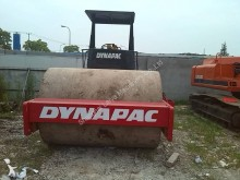 Dynapac single drum compactor