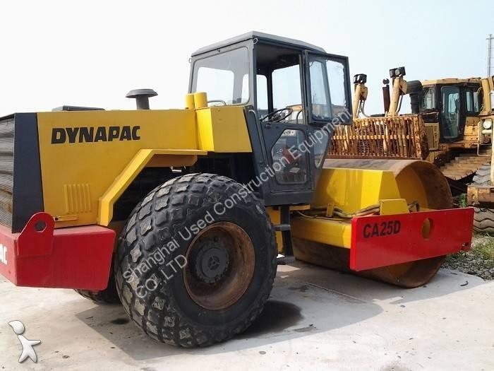 Ver las fotos Compactador Dynapac CA25D