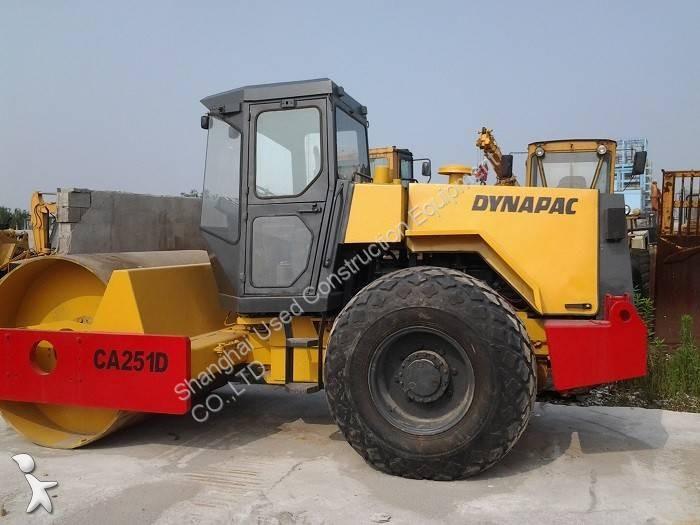 查看照片 压路机 Dynapac CA251D