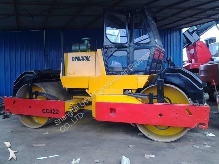 Dynapac CC422 compactor / roller