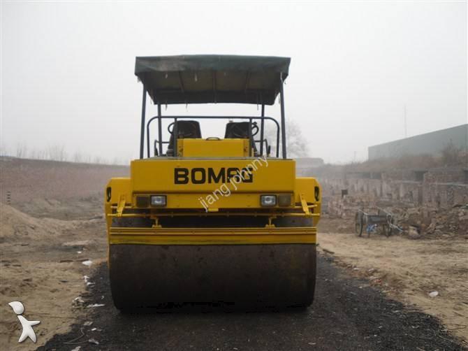 查看照片 压路机 Bomag BW202