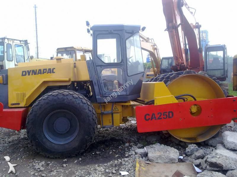 Zobaczyć zdjęcia Walec Dynapac CA25PD