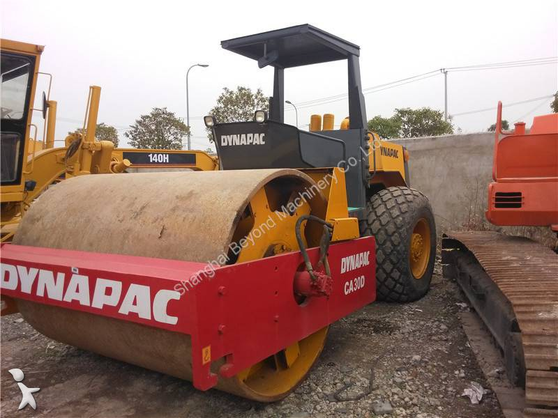 Dynapac CA30D compactor / roller
