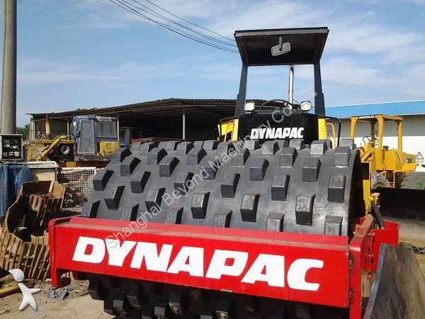 Dynapac CA30D compactor / roller