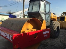 single drum compactor used Caterpillar n/a CA25D - Ad n°1224894 - Picture 1