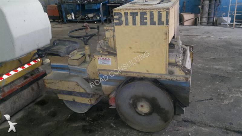 Bitelli ROSPO compactor / roller