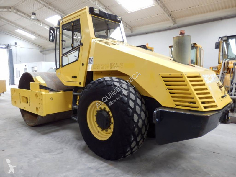 View images Bomag BW219DH-3 compactor / roller
