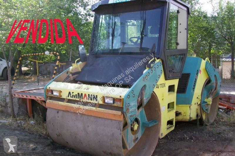 Vedeţi fotografiile Compactor Ammann 110X