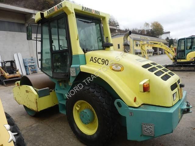 Ammann 90 compactor / roller