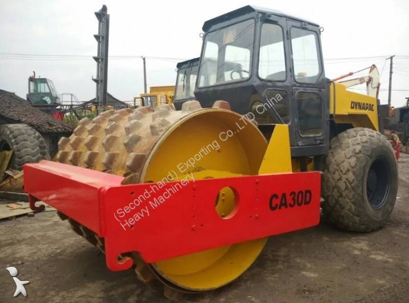 Dynapac Used DYNAPAC CA300D CA251D Roller compactor / roller