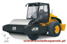JCB single drum compactor