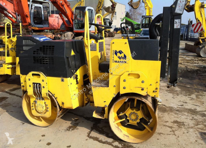 Compactor Bomag BW80ADS