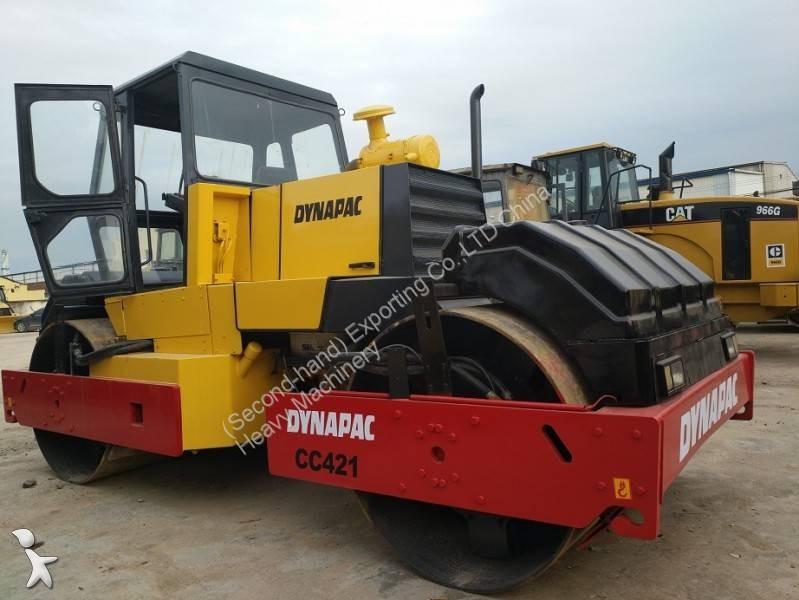Voir les photos Compacteur Dynapac CA300D CA301D CA251 CA251D CC211 CC422