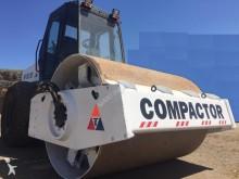 compactador monocilíndrico Compactor
