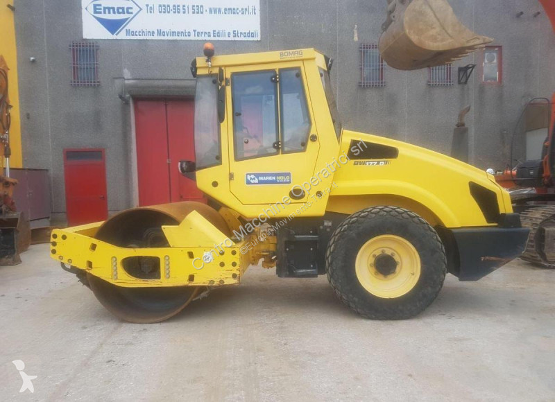 Compactor Bomag BW177D4