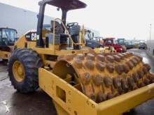 compacteur Caterpillar CP533E