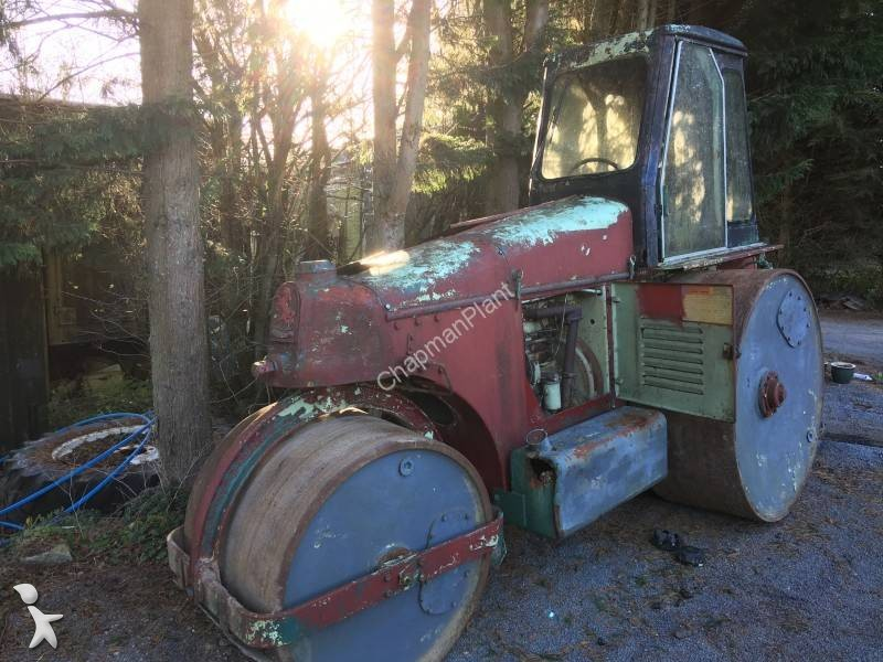Aveling Barford CRV compactor / roller