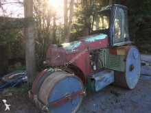 Aveling Barford three-wheel roller