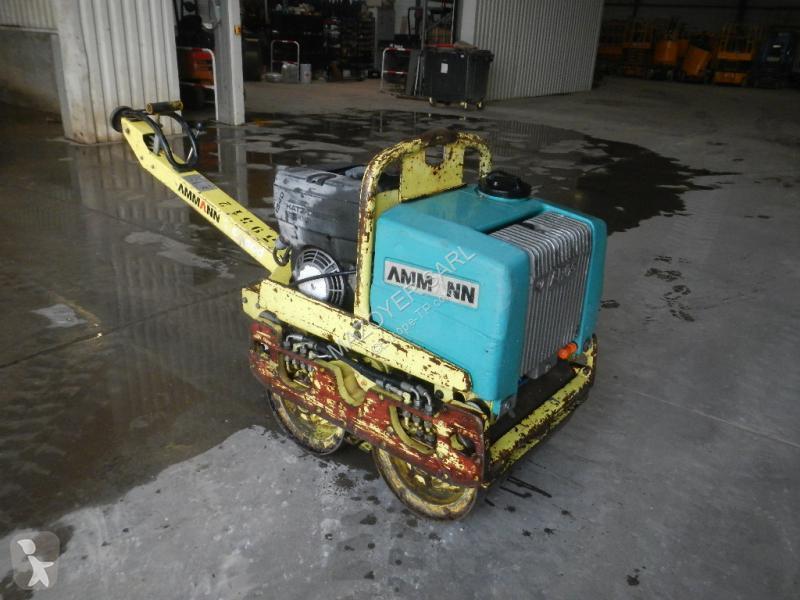 Compactor Ammann AR65 DEL