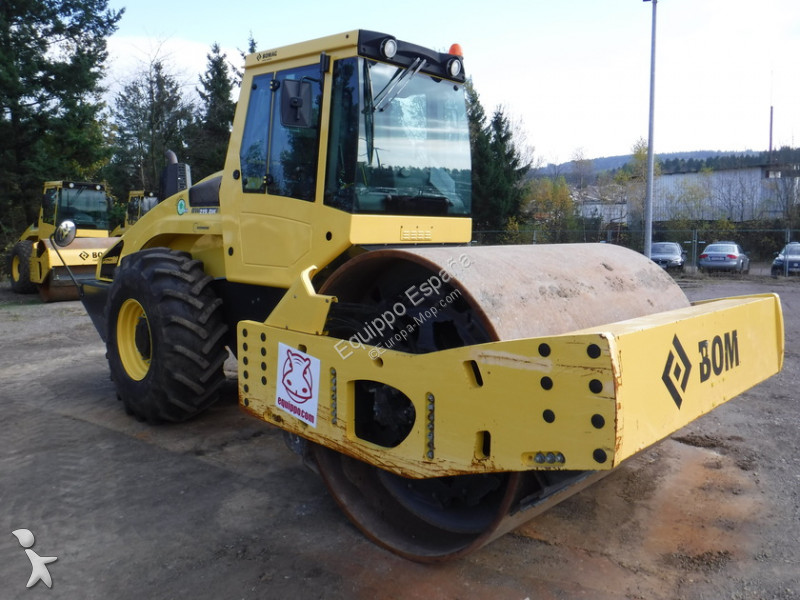 Bomag BW219DH-4i compactor / roller