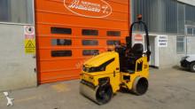 JCB compactor / roller