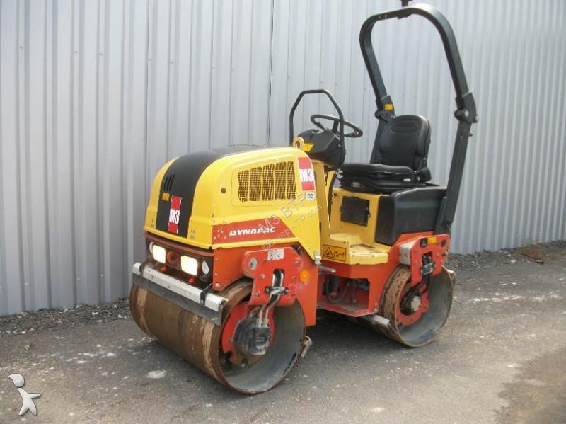 Dynapac compactor / roller