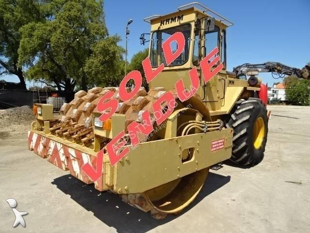 Hamm 2410SD compactor / roller